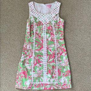 Spring Lilly Shift Dress size 4